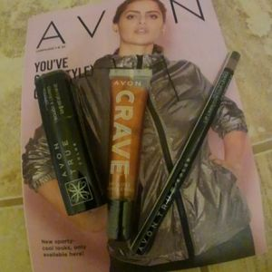 Line & Define Trio in Salted Caramel by Avon